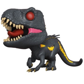 Figurine Pop Jurassic World - Indoraptor Allongé N°588