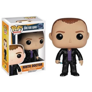 Figurine Pop Dr Who - Ninth Doctor N°294