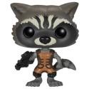 Figurine Funko Pop Rocket Raccoon - Gardiens de la Galaxie N°48