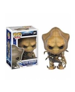 Figurine Pop Independance Day - Alien Warrior N°301