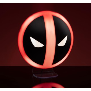 Logo light deadpool