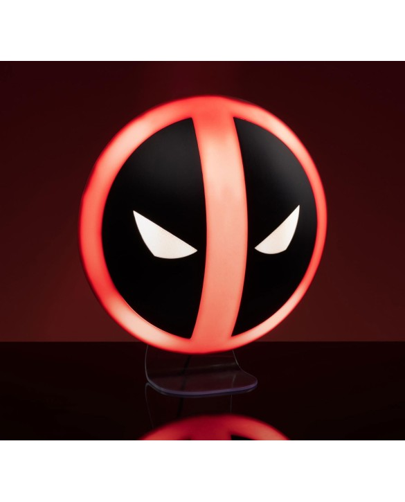 Logo light deadpool