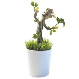 Figurine Groot végétalisé