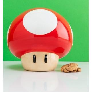 Boîte à cookies Super Mario - Champignon XL