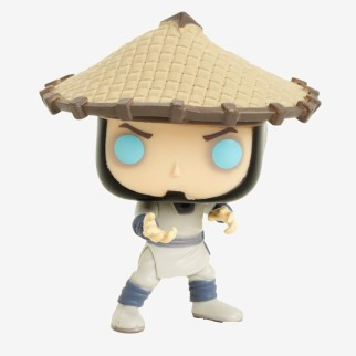 Figurine Funko Pop Raiden - Mortal Kombat N°254