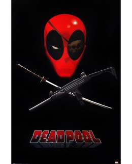 Poster Officiel XL Deadpool