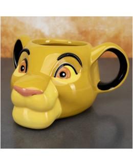 Mug 3D Le Roi Lion - Simba