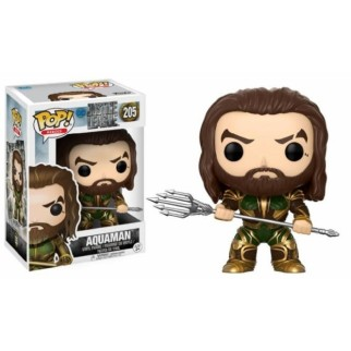 Figurine Pop Aquaman N°205