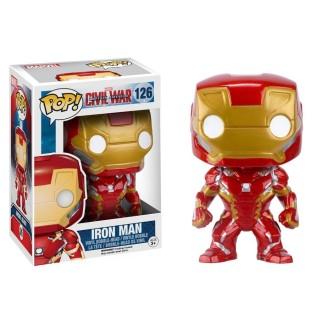 Figurine Pop Iron Man N°126
