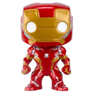 Figurine Funko Pop Iron Man N°126