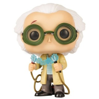 Figurine Pop Dr. Emmett Brown N°236