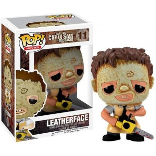 Figurine Pop Leatherface N°11 - Très rare - Vaulted