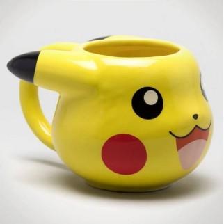 Mug 3D Pokemon - Pikachu
