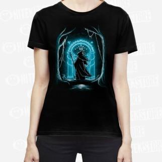 """T-Shirt """"Parlez ami et entrez"""""""