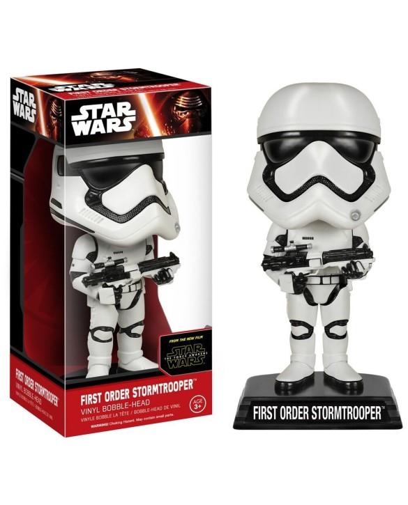 Wacky Wobbler Star Wars - First Order Stormtrooper