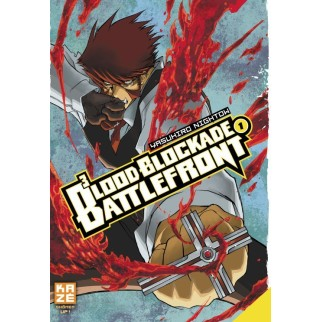 Manga Blood Blockade Battlefront - Vol. 1