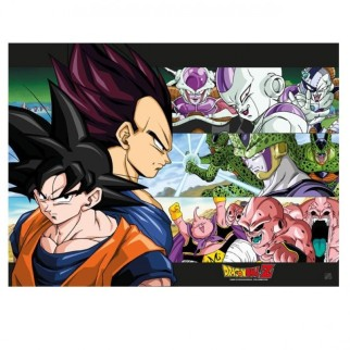 Poster Officiel Dragon Ball Z Sangoku XL