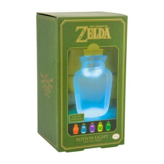 Lampe Potion 18cm - The Legend Of Zelda