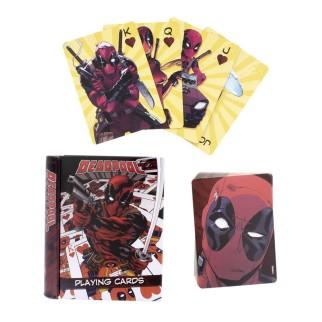 Jeu de cartes Deadpool
