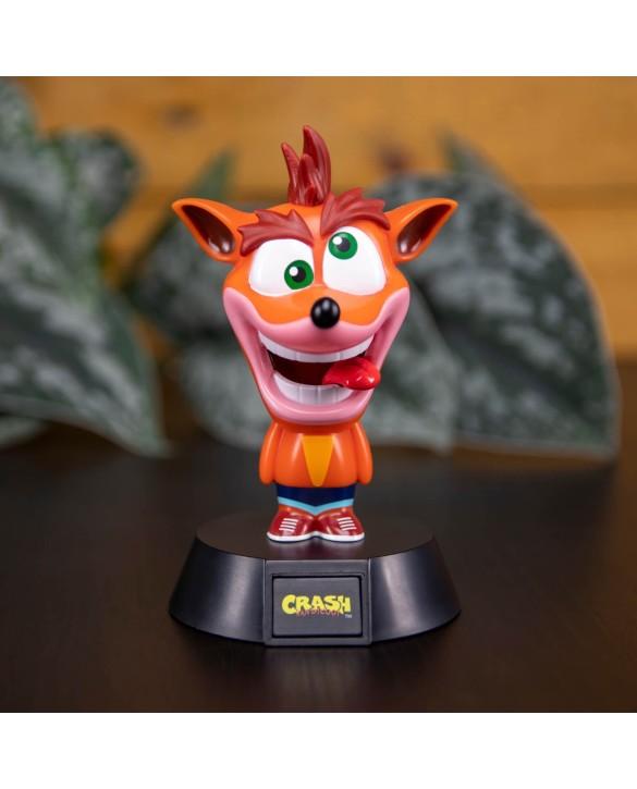 Mini lampe Crash Bandicoot