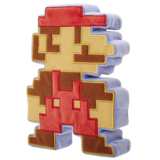 Peluche 8 bits 20cm - Mario