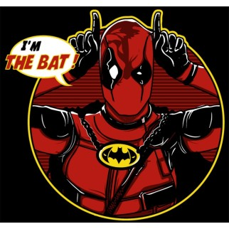 "T-Shirt ""I am the Bat"""