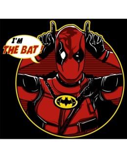 "T-Shirt ""I am the Bat"""