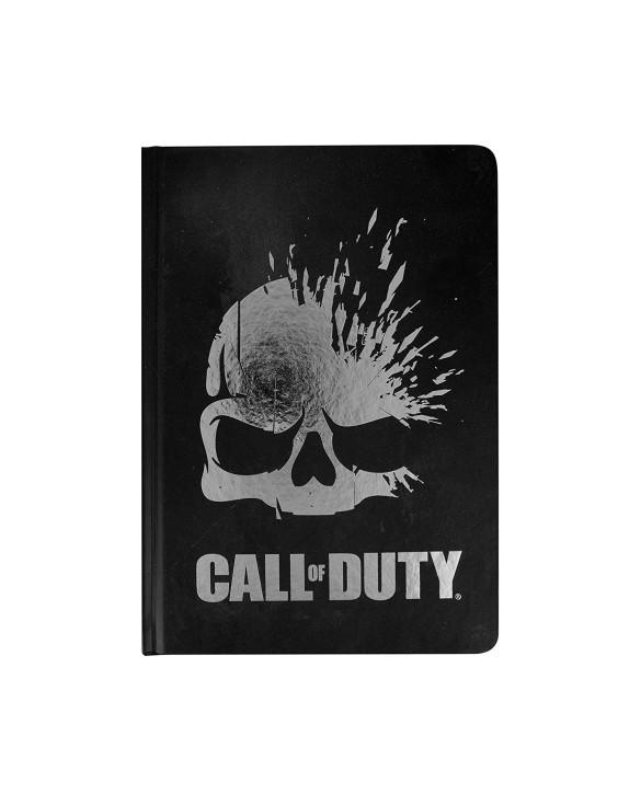Carnet de notes Call of Duty