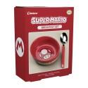 Bol Super Mario et sa cuillère