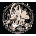 """T-Shirt """"Spirit of the forest"""""""