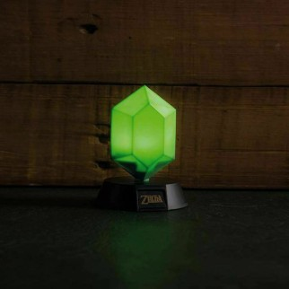Mini lampe Rubis - The Legend Of Zelda