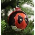 Boules de Noël Deadpool