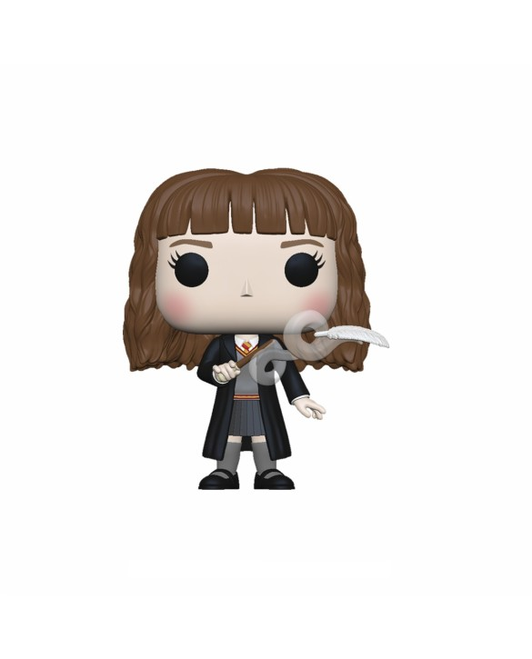 "Figurine Pop Harry Potter ""Hermione w/ plume"""