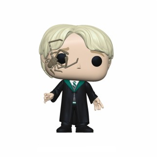 Figurine Funko Pop Malfoy et araignée - Harry Potter N°117
