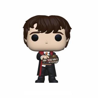 """Figurine Pop Harry Potter """"Neville w/ Livre des monstres"""""""