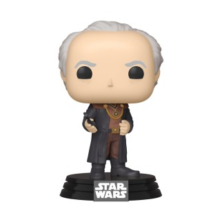 "Figurine Pop Star Wars - Mandalorian ""Le Client"""