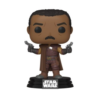 "Figurine Pop Star Wars - Mandalorian ""Greef Karga"""