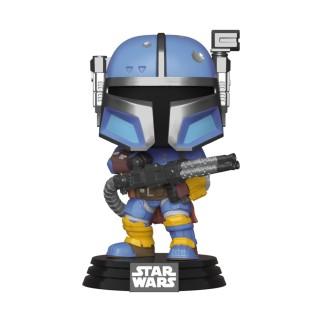 Figurine Funko Pop Infanterie Lourde - Star Wars - Mandalorian N°348
