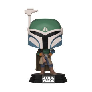 "Figurine Pop Star Wars - Mandalorian ""Covert Mandalorian"""