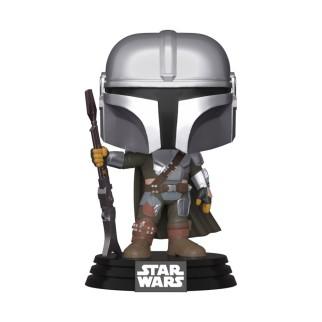 Figurine Funko Pop Le Mandalorien - Star Wars - Mandalorian N°345