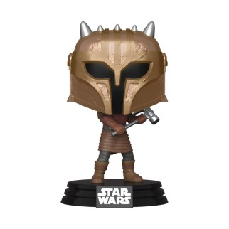 "Figurine Pop Star Wars - Mandalorian ""The Armor"""