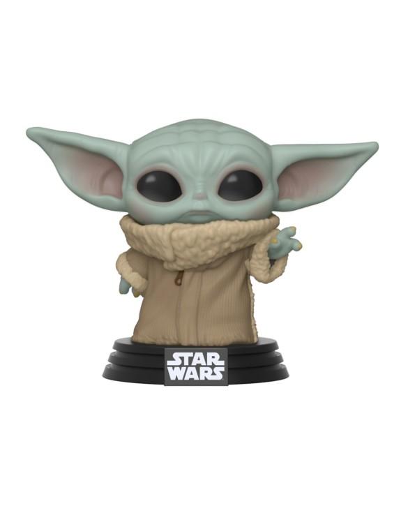 "Figurine Pop Star Wars - Mandalorian ""The Children"""