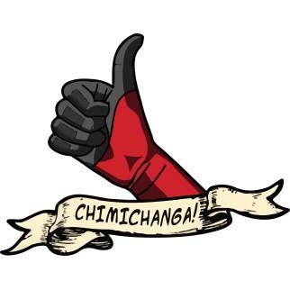 "T-shirt ""Chimichanga"""