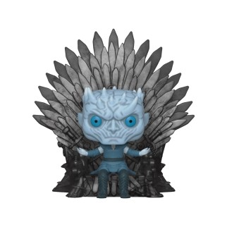 "Figurine Pop Games of Thrones ""Night King sur le trône"""