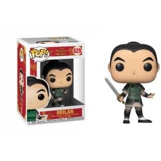 """Figurine Pop Mulan - """"Mulan"""" N°629"""