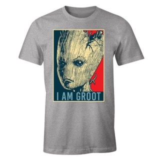 "T-shirt ""I Am Groot"""