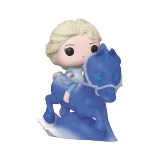 "Figurine Pop XL La Reine des Neiges 2 - ""Elsa riding Nokk"" N°74"