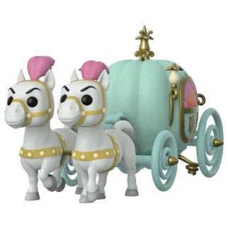 "Figurine Pop Cendrillon XL - ""Le carrosse de Cendrillon"""