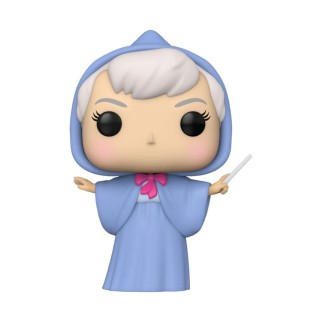"Figurine Pop Cendrillon - ""Marraine Fée"""