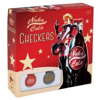 Jeu de dames Fallout - Nuka Cola